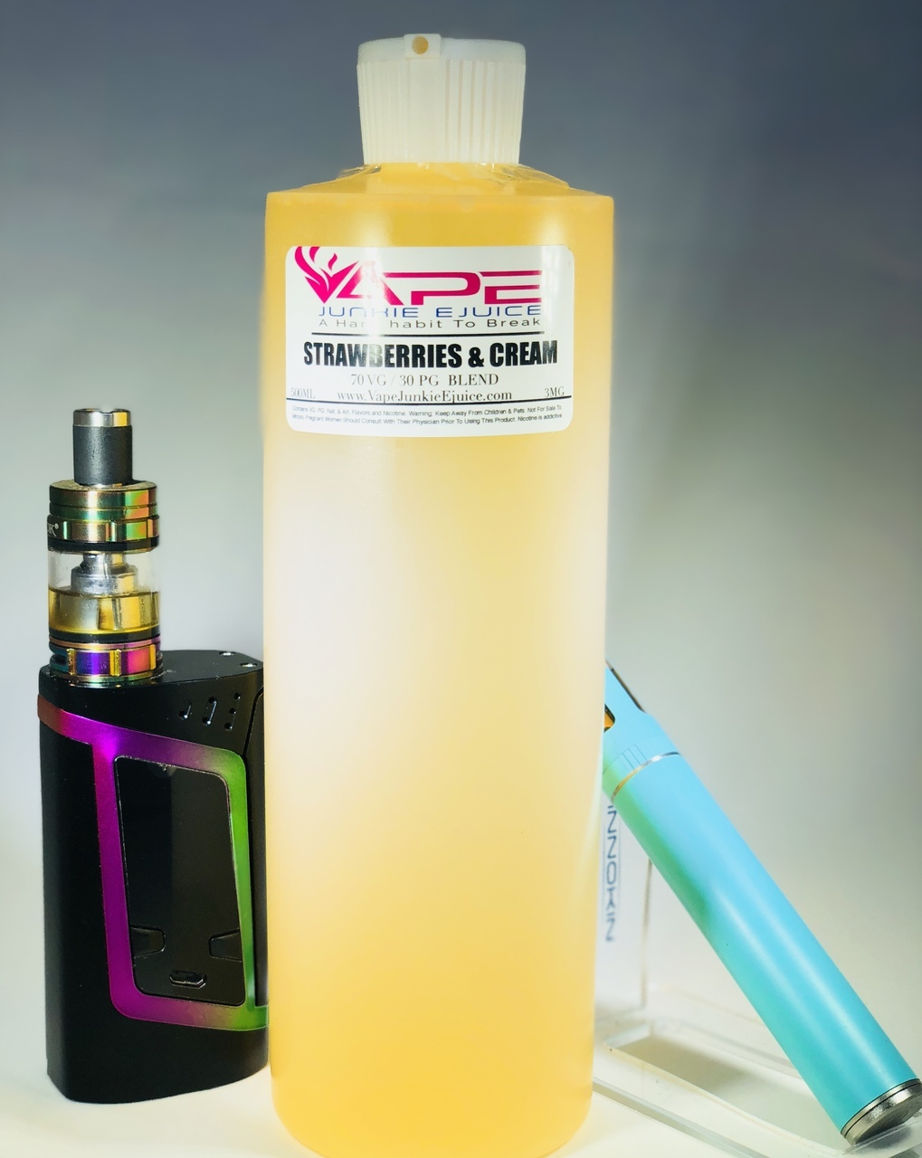 Electronic liquid flavours