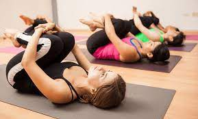 Yoga to gain weight for female at Home